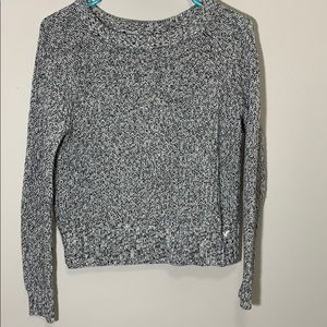 COPY - American Eagle Knit Sweater Salt and peppe…